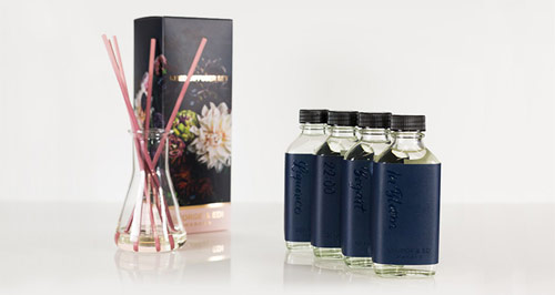 GEORGE & EDI Reed Diffusers - The Darker Side