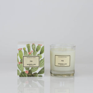 Fig Soy Candle - GEORGE & EDI