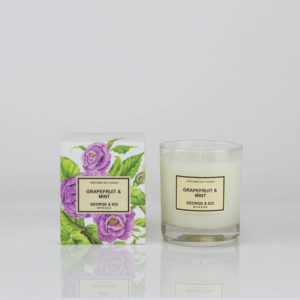 Grapefruit & Mint - Soy Candle NZ