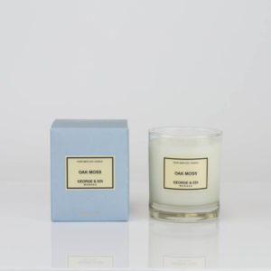 Oakmoss - Perfumed Soy Candles GEORGE & EDI