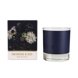 GEORGE & EDI DARKER SIDE CANDLE - 22:00
