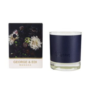 GEORGE & EDI DARKER SIDE CANDLE - IN BLOOM