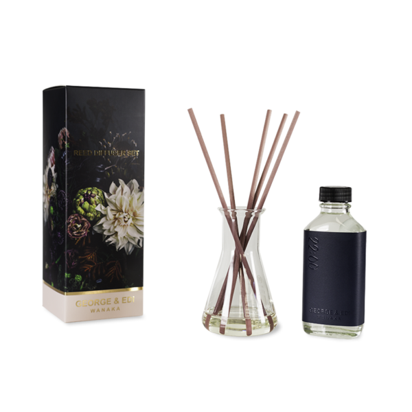 GEORGE & EDI DARKER SIDE REED DIFFUSER - 22:00