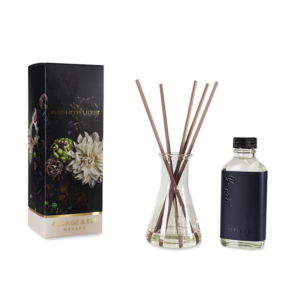GEORGE & EDI DARKER SIDE REED DIFFUSER - BOGART