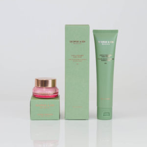 Fig - Natural NZ hand Cream and creme perfume set by GEORGE & EDI