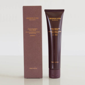 Liquorice - Natural NZ hand Cream by GEORGE & EDI