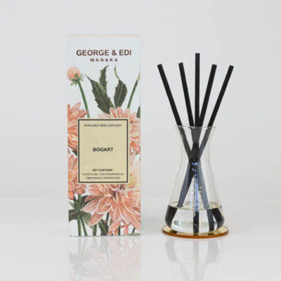 GEORGE & EDI Bogart Reed Diffuser set NZ