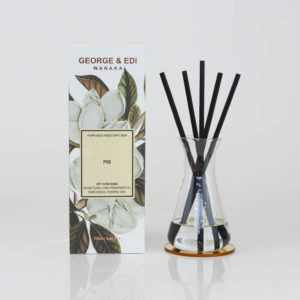 GEORGE & EDI Fig reed diffuser set New Zealand