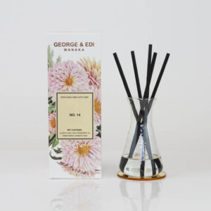 GEORGE & EDI No. 14 reed diffuser set New Zealand