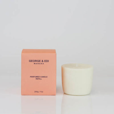 GEORGE & EDI perfumed candle refill new zealand