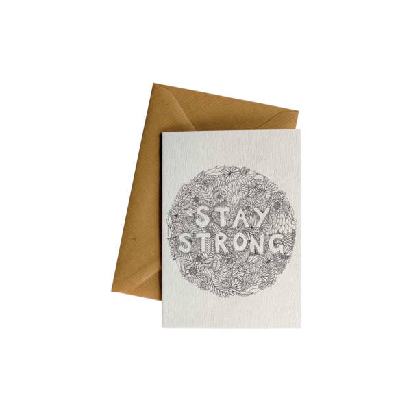 Stay Strong gift card - Little Difference Queenstown